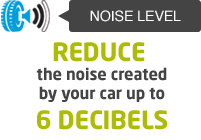 EU Rating - Noise Level